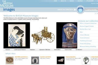 British Museum Images screenshot