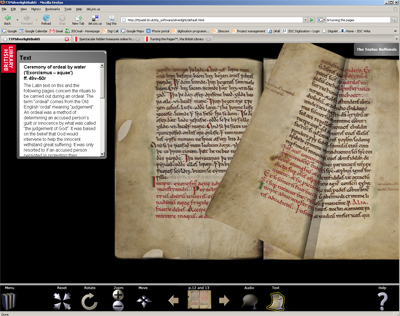 ff. 49v–50r - The Textus Roffensis (The Dean and Chapter of Rochester Cathedral, the Director of Community Services, Medway Council and Medway Archives and Local Studies Centre)
