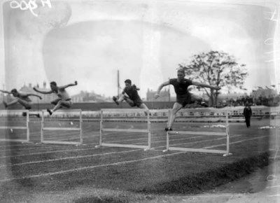 Aonach Tailteann Athletics- Croke Park: Hurdles Race | Independent Newspapers PLC